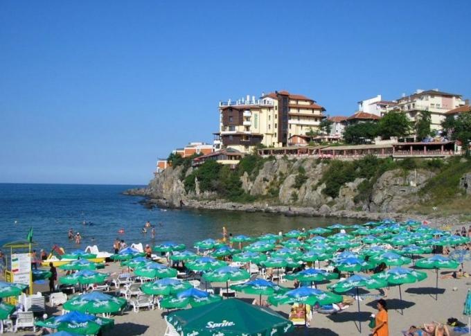 Тихие курорты для семейного отдыха  Отдых в Болгарии